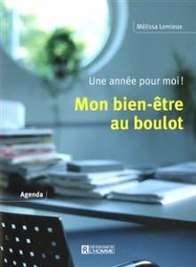 Mon bien-être au boulot, de Mélissa Lemieux