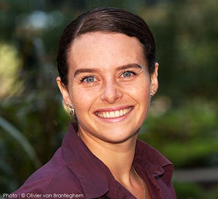 Mélissa Lemieux, collaboratrice d'Anima conférences et formations