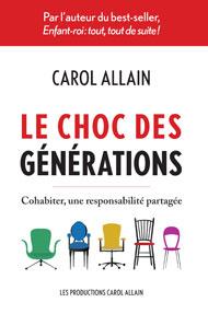 Conférences de Carol Allain, conférencier chez Anima conférences et formations