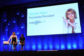 Conférences de Michelle Blanc