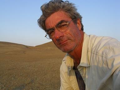 Jean Béliveau, conférencier qui a fait le tour du monde à pied