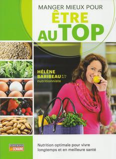 Livre d'Hélène Baribeau, nutritionniste, conférencière et formatrice chez Anima