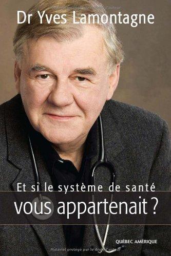 Livre du Dr Yves Lamontagne, conférencier et auteur chez Anima