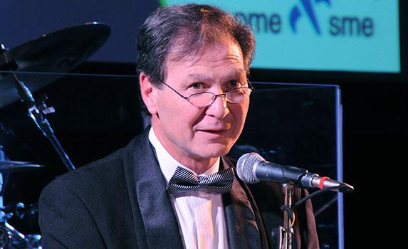 L'Honorable Jacques Saada, C.P., conférencier et formateur