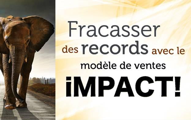 Le modèle de vente iMPACT!, par Michel Piette, conférencier chez Anima conférences et formations