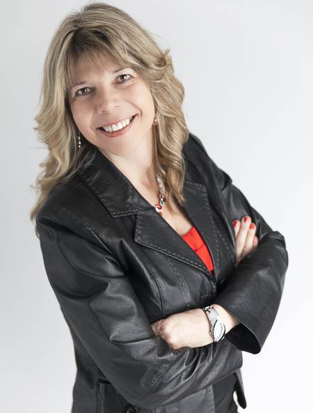 Line Bolduc, conférencière et formatrice internationale, auteure