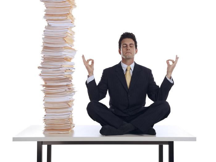 La chasse au stress… Par le conférencier Richard Roy