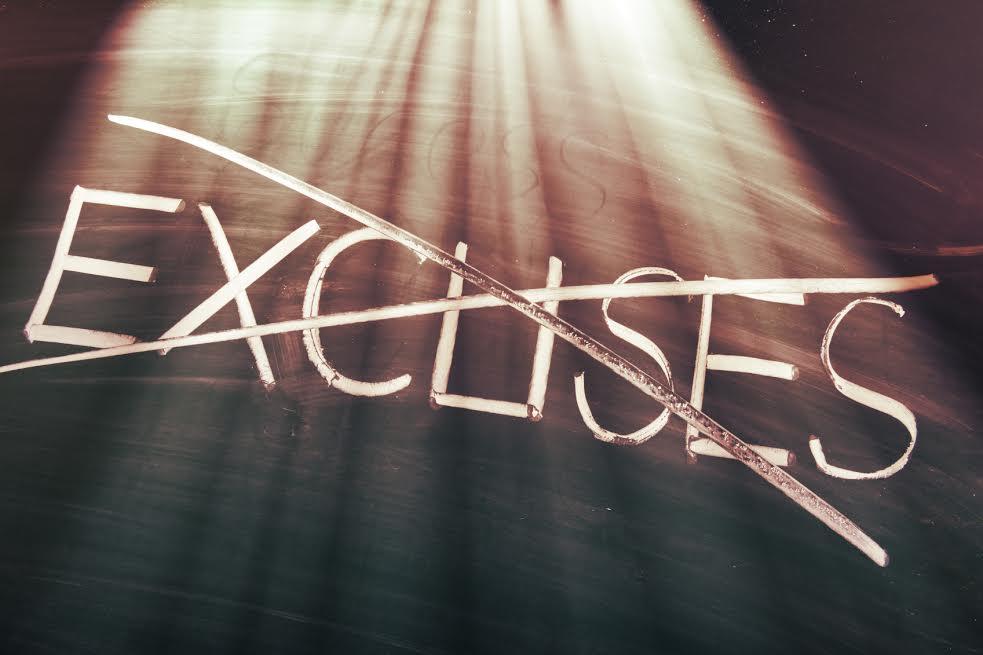 Les excuses qui tuent les entreprises. Du JE au NOUS ! Par Richard Roy