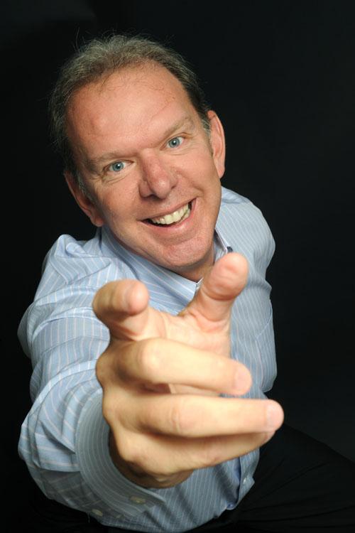 Richard Roy, conférencier, formateur, coach et entrepreneur