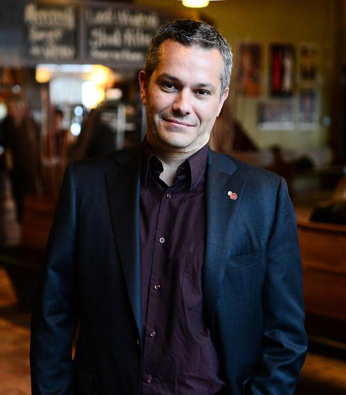 Jérôme Matas, formateur, expert en arts martiaux, entrepreneur et coach d'affaires