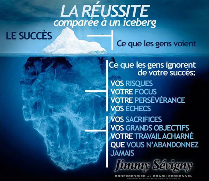 Choisissez votre destinée! Conférence de Jimmy Sévigny