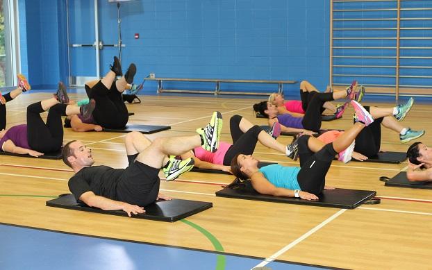 Workout corporatif (entraînement physique) de Jimmy Sévigny #2