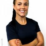 Joanie Tardif, professeure de yoga et entraîneuse professionnelle