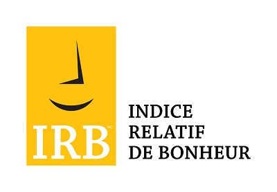 Indice relatif de bonheur (IRB) de Pierre Côté, conférencier et auteur