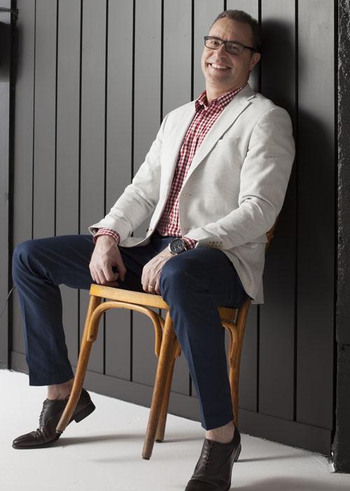 Richard Aubé, conférencier et formateur chez Anima