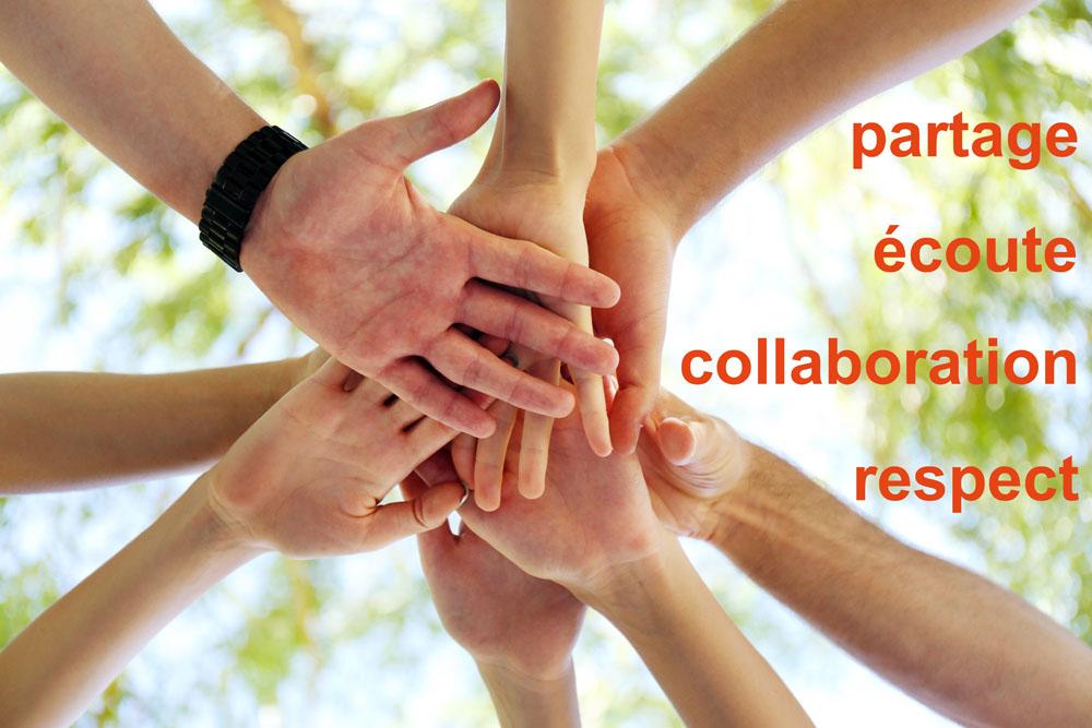 La collaboration saine, conférence de Luc Doyon