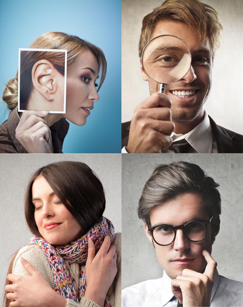 Visuel, auditif, kinesthésique, digital, conférence de Luc Doyon