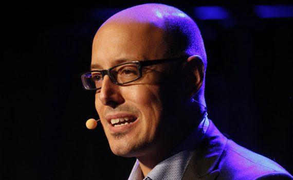 Vincent Fournier, conférencier, formateur et auteur