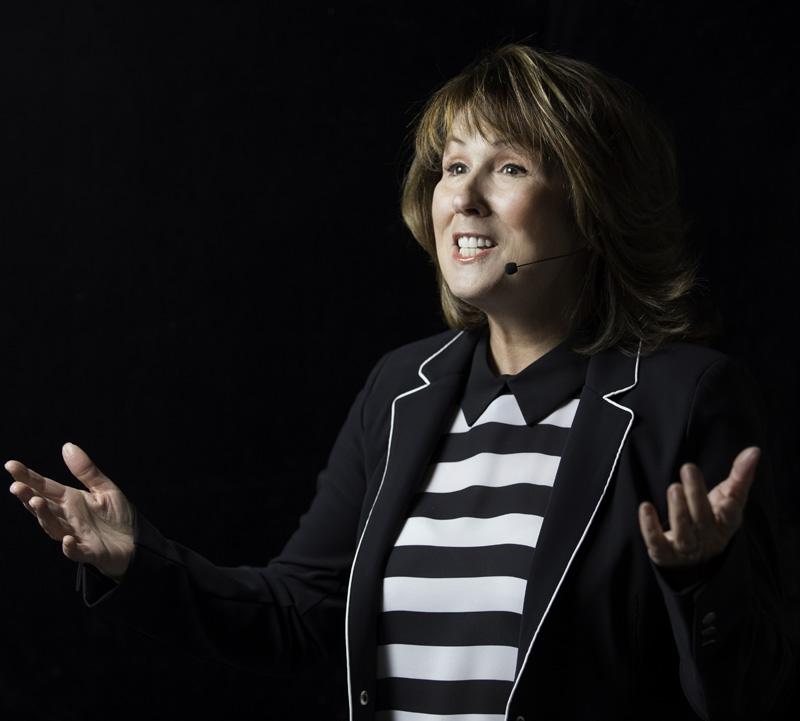 Louise Côté, conférencière, formatrice, coach professionnelle et auteure