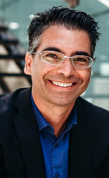 Stéphane Simard, conférencier, formateur et auteur