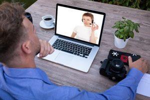 Conférences et formations en ligne (webinaire)