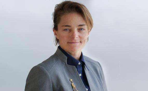 Nathalie Lasselin, conférencière, exploratrice, cinéaste sous-marine et autrice